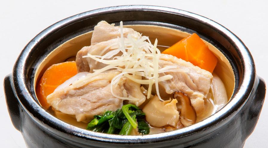 大山鶏薬膳スープ鍋